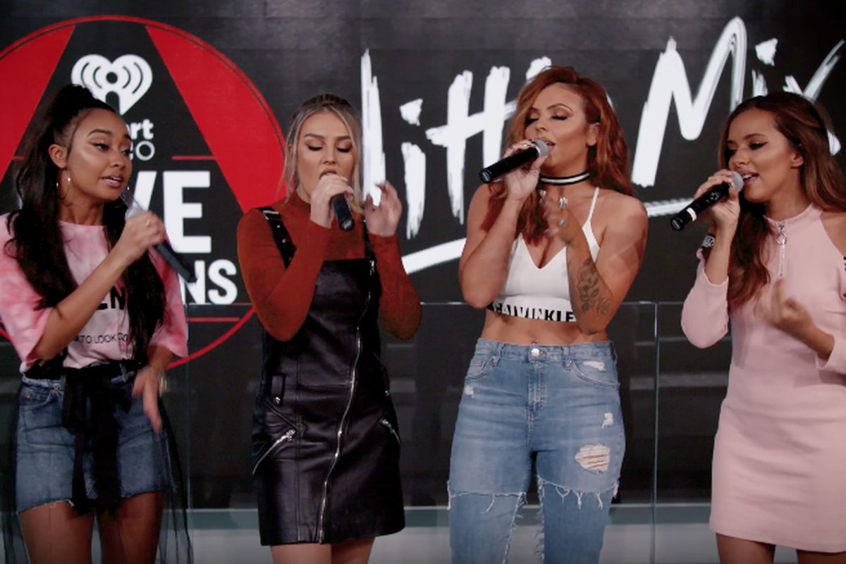 Listen to Little Mix's Incredible Cover of Rihanna's 'Love On The Brain'