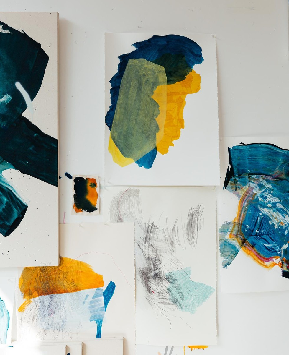 Inside The Instagram Worthy House Of Sf Artist Heather Day