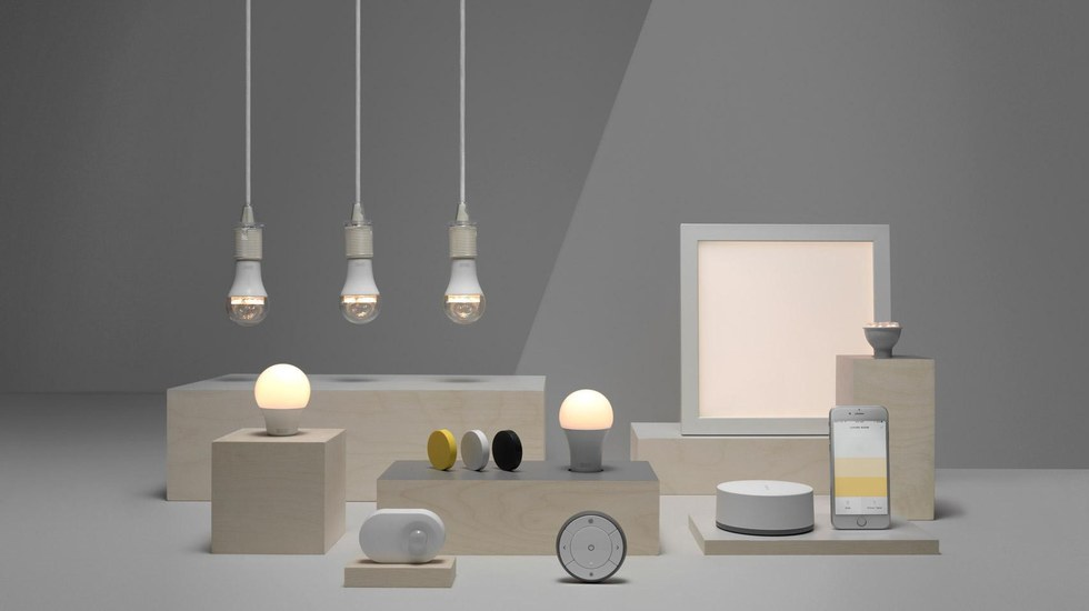 Ikea Tradfri Smart Lights