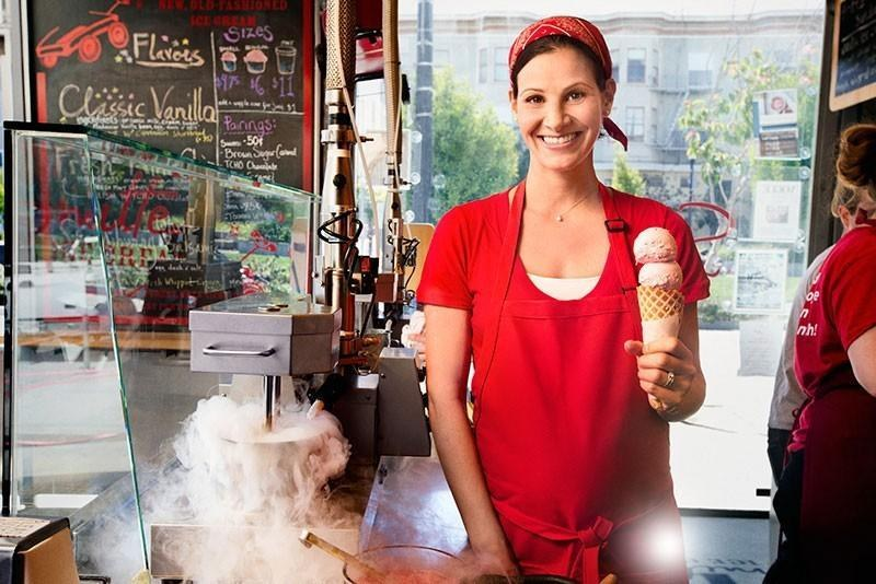 Smitten Ice Cream Hayes Valley smitten ice cream continues its sweet expansion this summer - 7x7