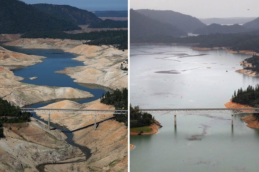 Before and After the Drought