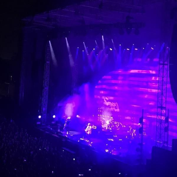 In Rainbows: Radiohead @ The Greek, 4.18.17