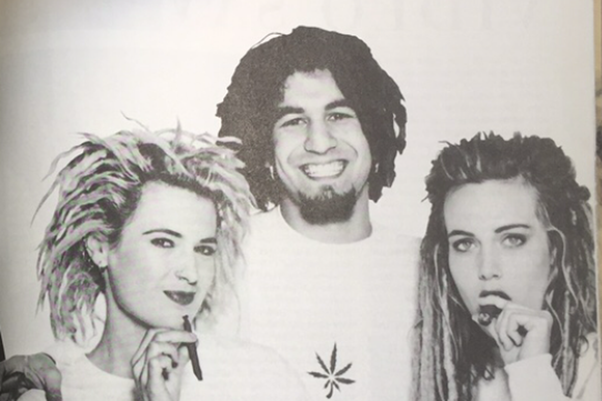 Pot Is Hot: A Look Back At Our March 1993 Weed Issue