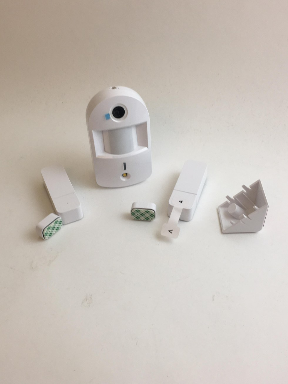 Abode Motion Sensor Camera