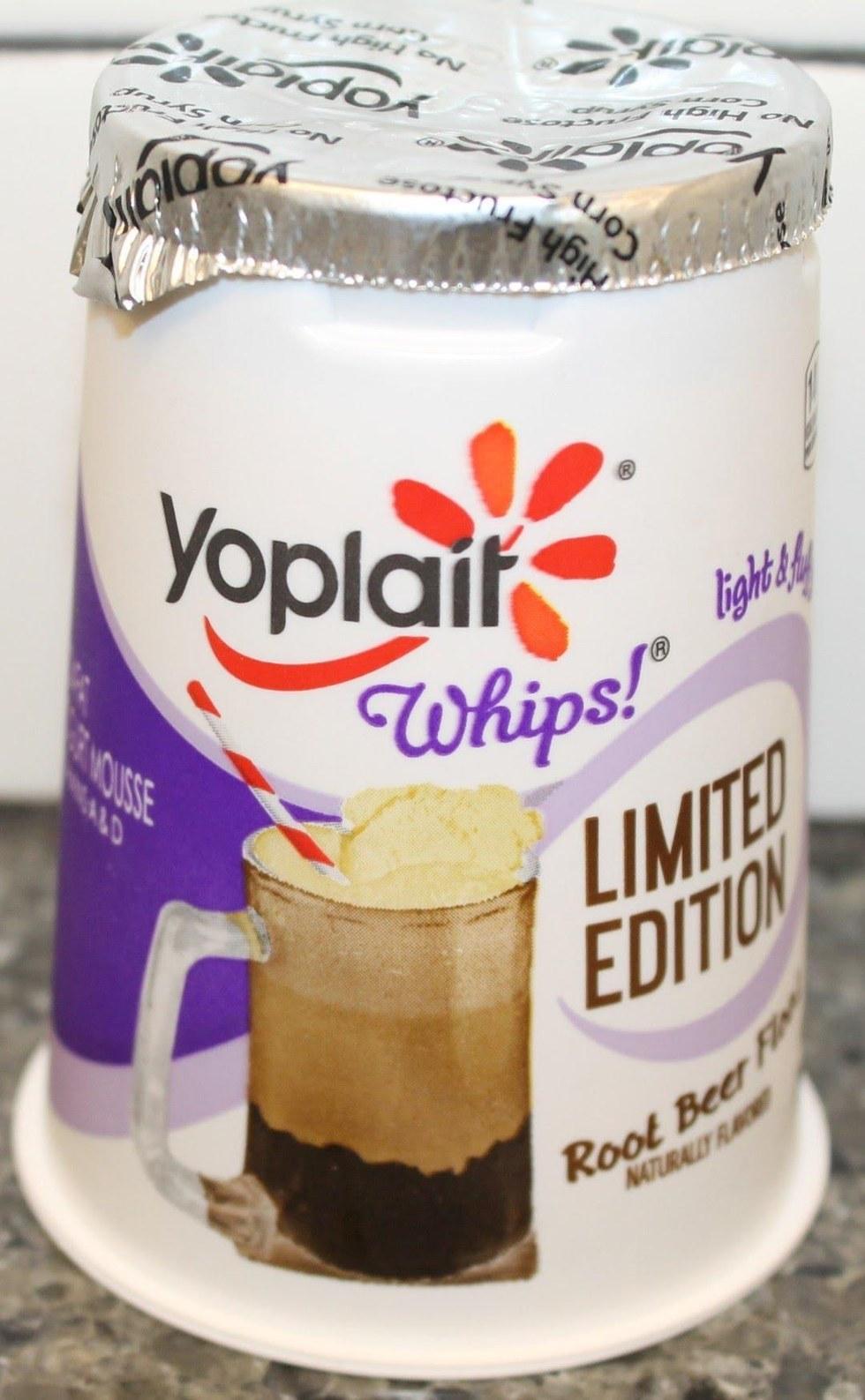 Mousse Like Yogurt