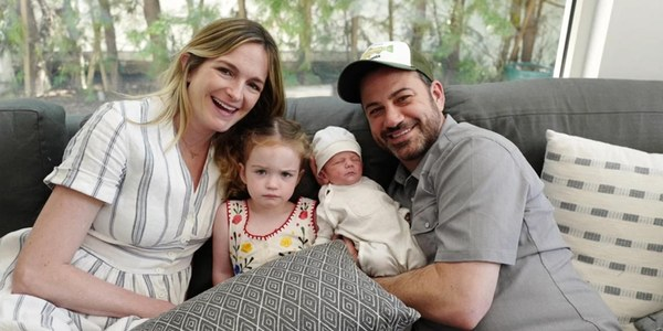 The Kimmel family.
