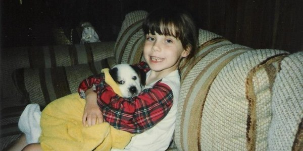And I always had energy to play with new puppies
