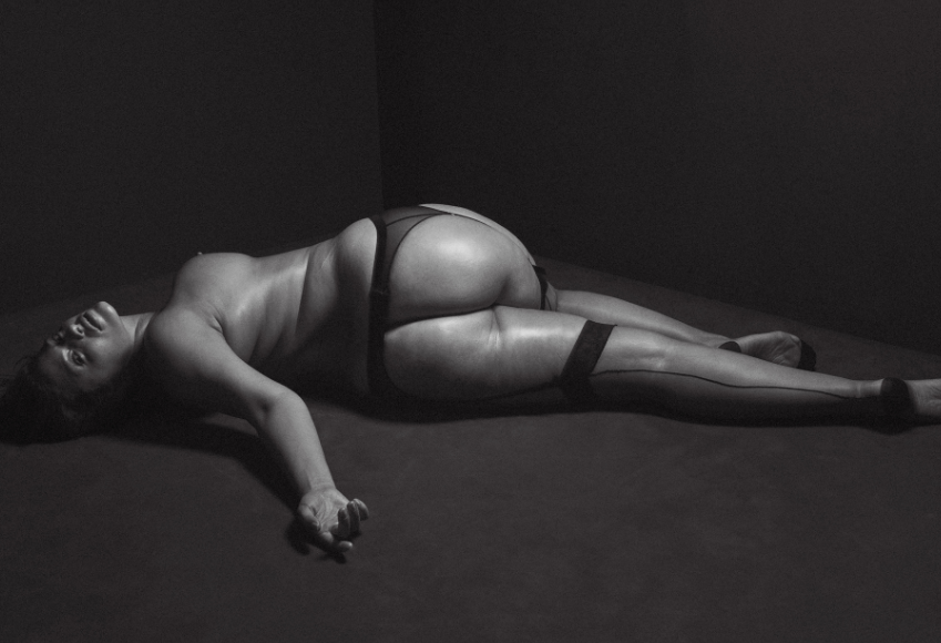 All Images By Mario Sorrenti Courtesy Of V Magazine