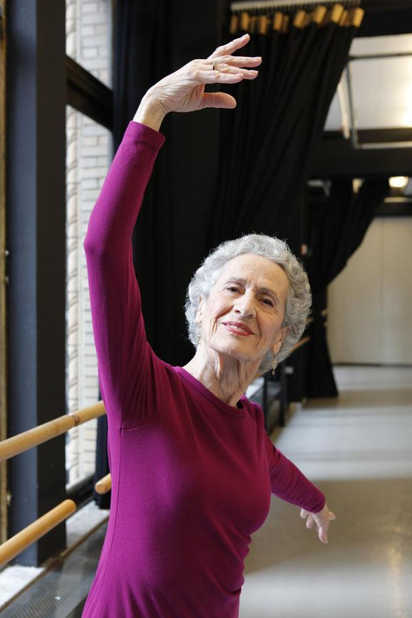 Who would ever guess that the impossibly agile and limber Lupe Serrano  turned 80 in December  During her classes—she teaches advanced students of  the ... 1477c08372