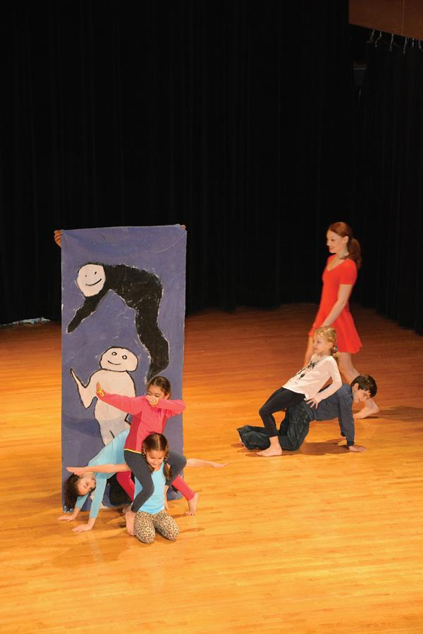 Dance teacher k 12 this demonstration is the culmination of seidmans first ever 10 week integrated arts unit on the books visual art and choreography of the late remy malvernweather Image collections