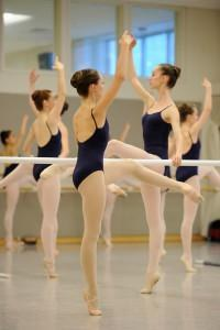 Theory & Practice: Ballet Conservatories Are Making Space