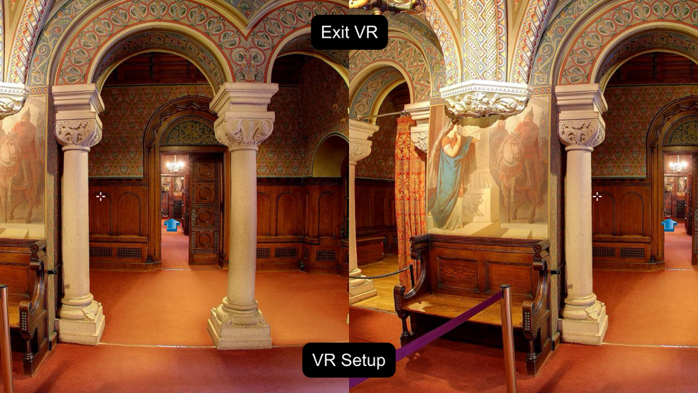 How to stitch together images into a 360 degree vr tour for 360 degree house tour