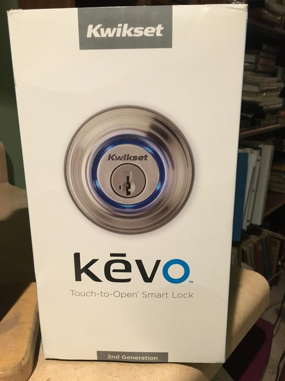 Installing Kevo Smart Lock