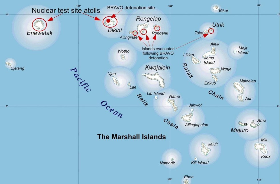 Image result for bikini atoll marshall islands