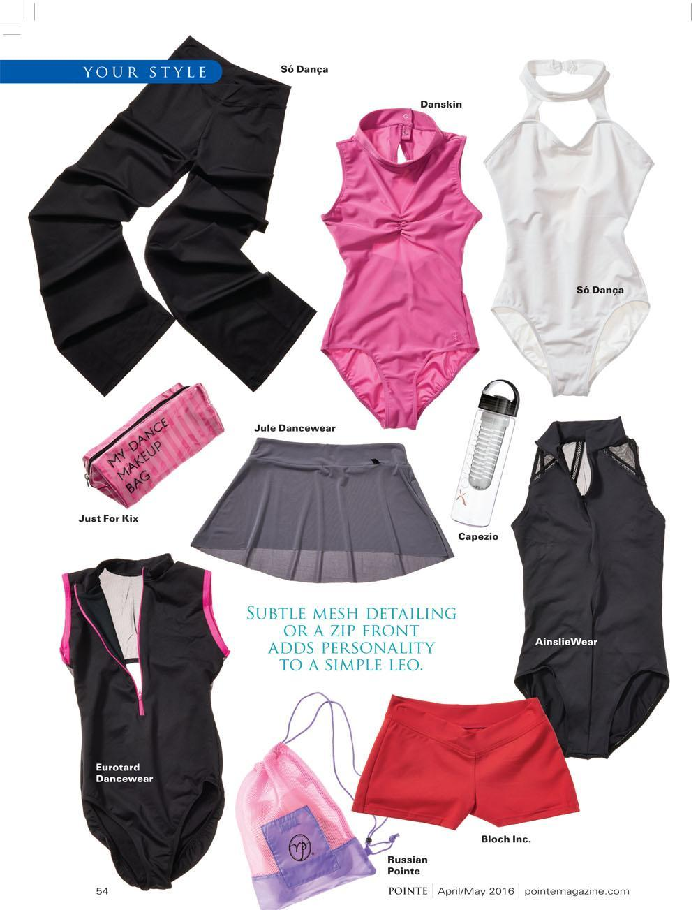 b997bac622b5 Shopping for your summer intensive shouldn t feel like a chore. We ve  gathered dance bag essentials