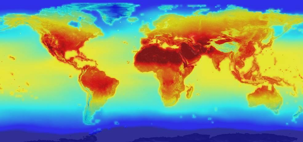 photo image The Planet Is on Course to Breach Warming Limit of 1.5°C Within 10 years, Scientists Warn