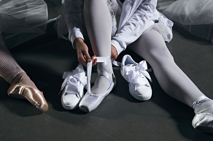NYCB Dancers Show Off PUMA s Spring Summer Collection - Pointe 2843d35c4