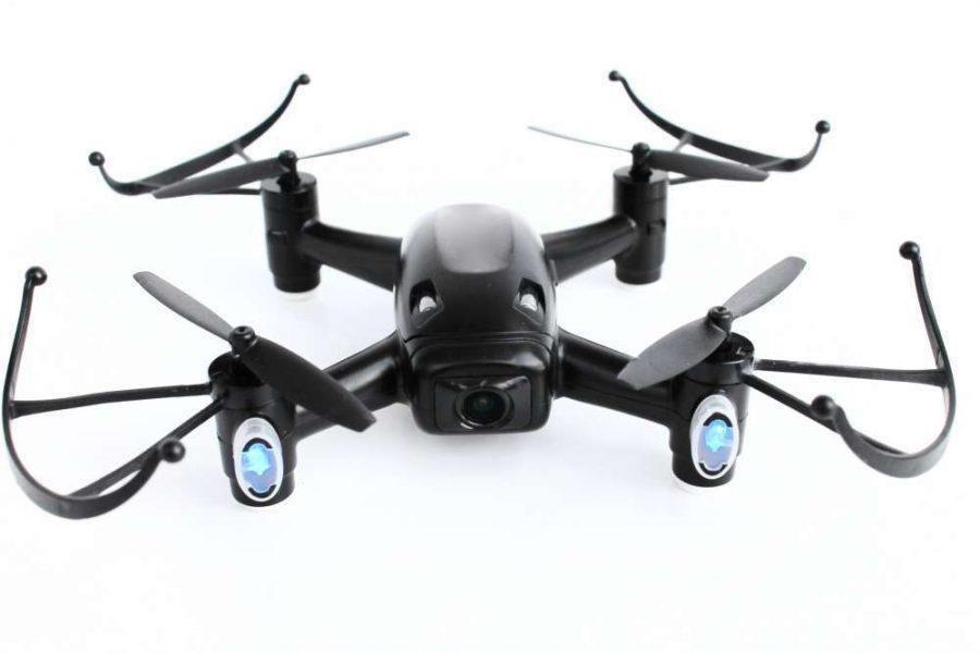 Picture of Aerix Black Talon 2.0 FPV micro drone.