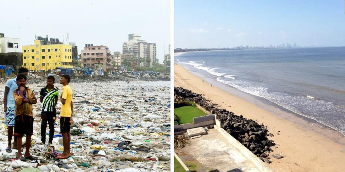 World s Largest Beach Clean-Up: Trash-Ridden to Pristine in 2 Years