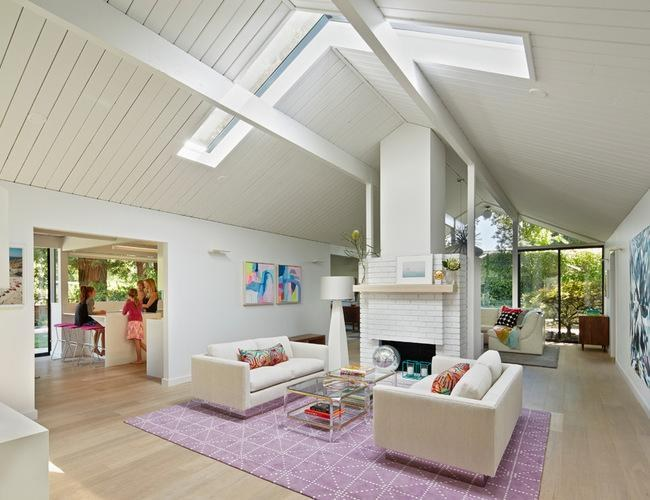 Design Envy: An Eichler Home in Palo Alto Gets a 21st Century ...