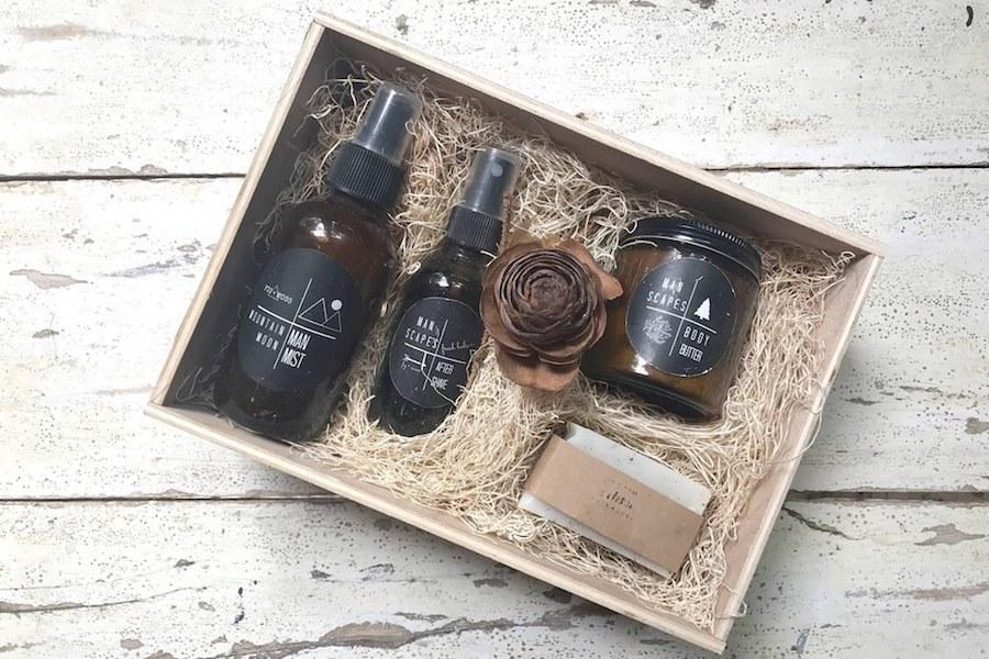 Wildman Skincare Kit