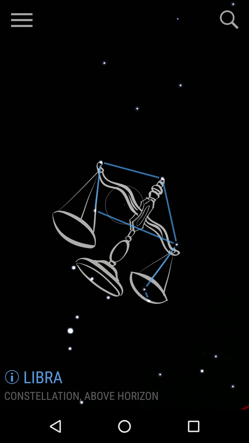 Best Star Map For Android.Review Skyview Free Stargazing App Scans Sky From A Phone Gearbrain