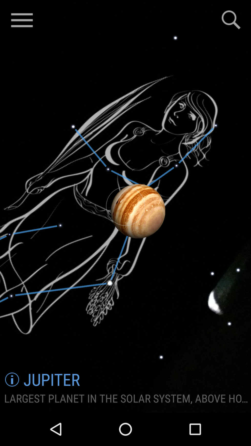 Review: SkyView Free stargazing app scans sky from a phone