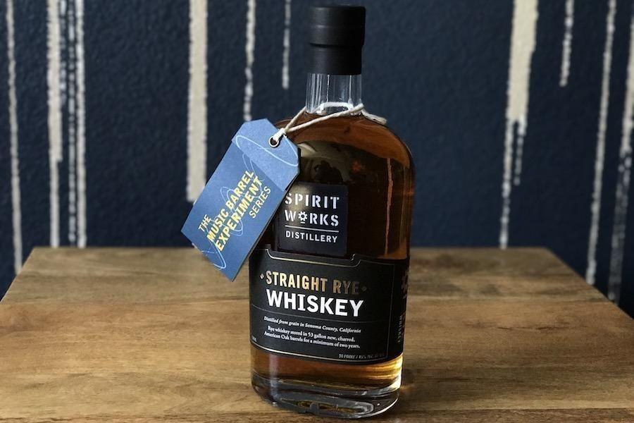 Spirit Works Music Barrel Whiskeys