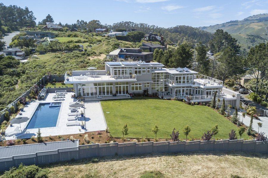 This $12 Million Muir Beach Home Has Views for Days - 7x7