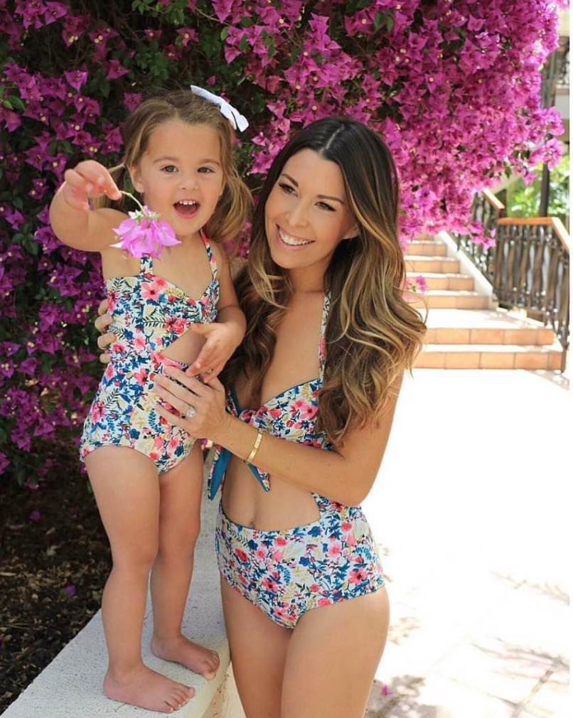 00cd06698ab4b The Guide to Mommy and Me Swimwear - Likely Crush