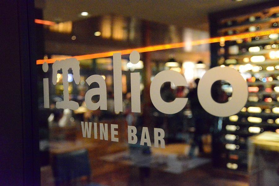 Italico in Palo Alto