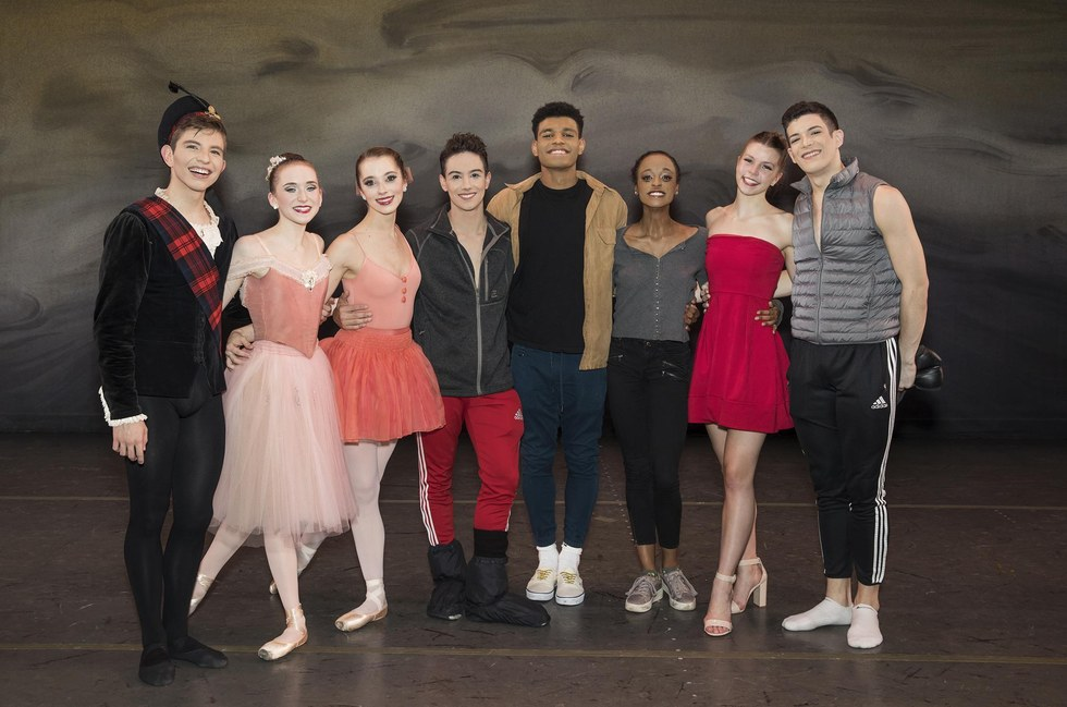 Dance Magazine: How SAB Is Working To Fix NYCB's Diversity