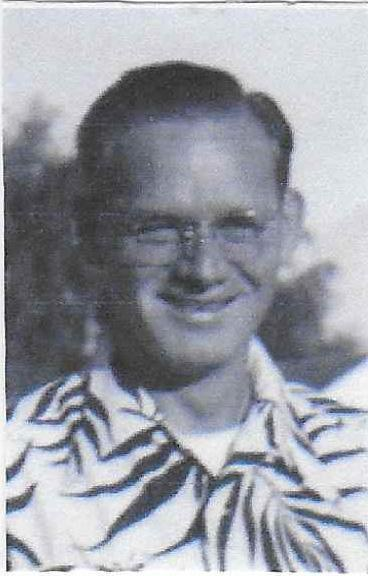 Fred Calkins pictured above was the first member of the family to work at United.