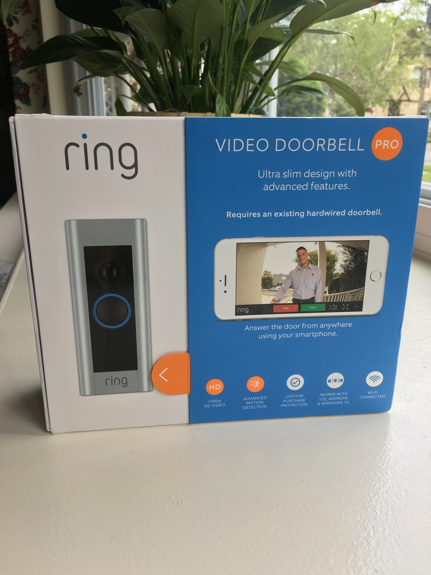 Review Ring Video Doorbell Pro, A Powerful Smart Home Device - Gearbrain