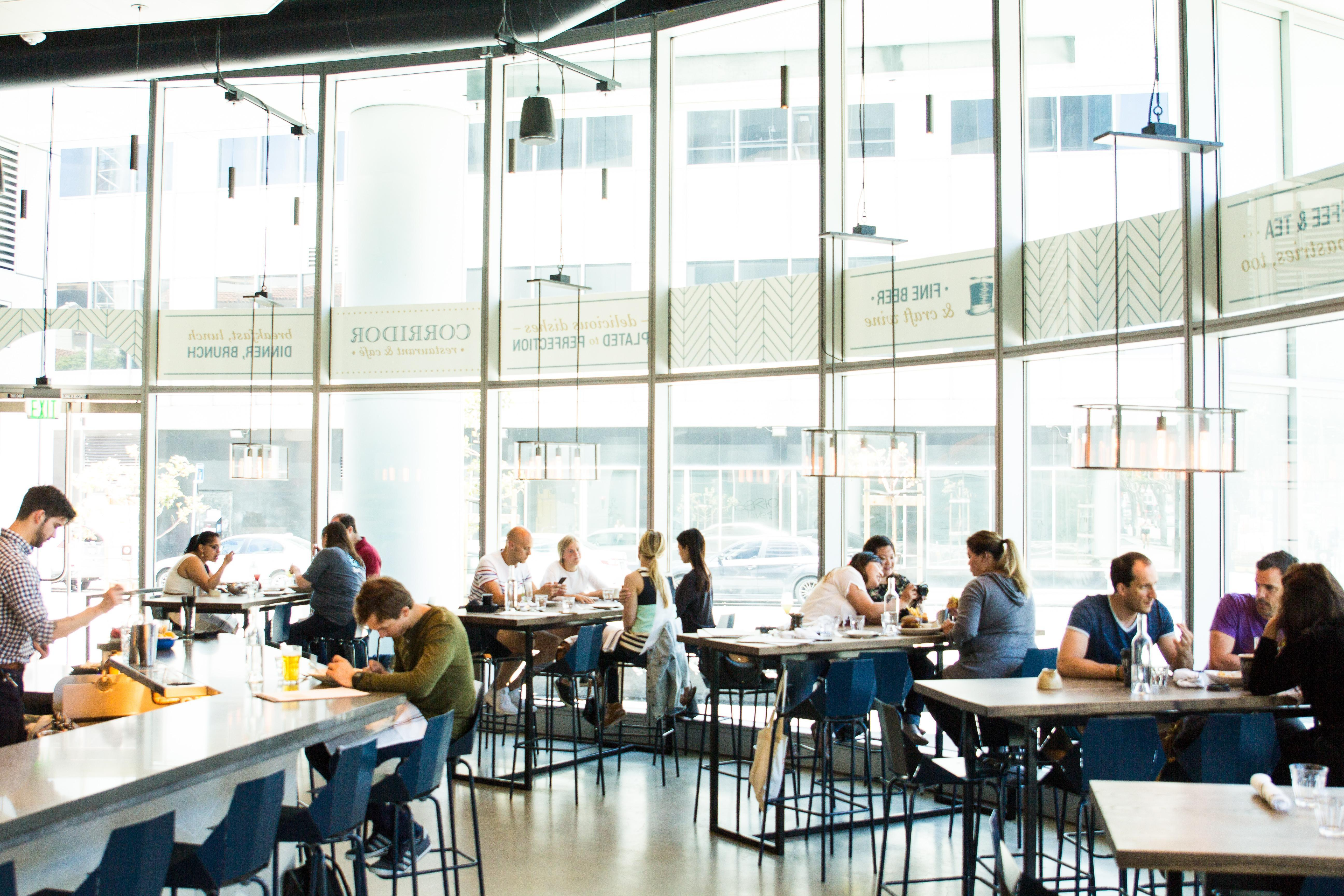 First Taste: Corridor Brings Eclectic Brunch Menu to Mid-Market ...