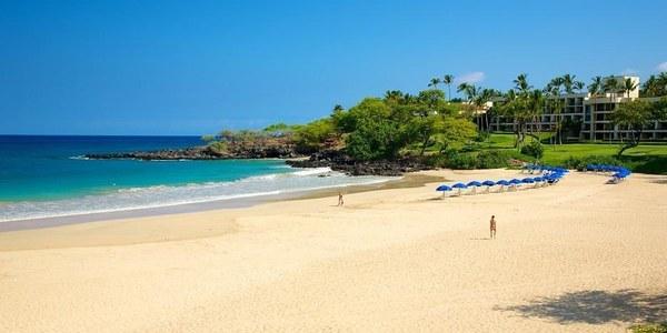 No. 8: Hapuna Beach, Big Island, Hawaii