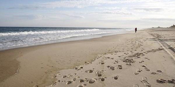 No. 5: Coopers Beach, Southampton, N.Y.