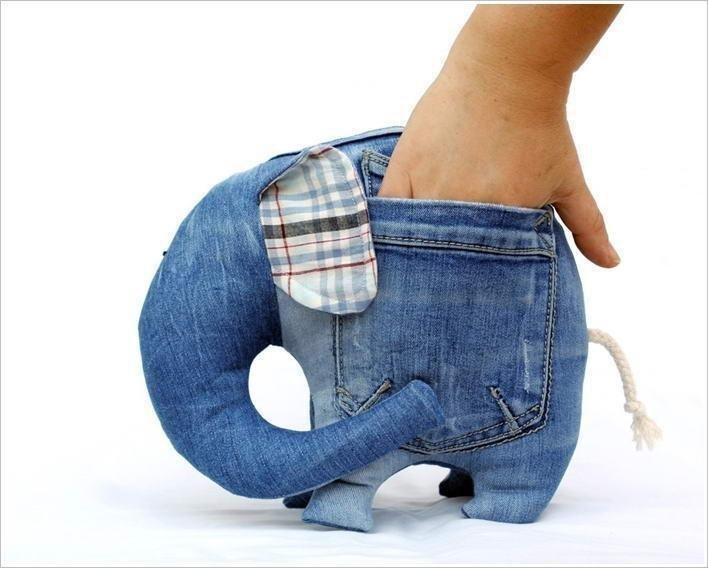 Coole Ideen, Kaputte Jeans Zu Verarbeiten - Genial Wohnen