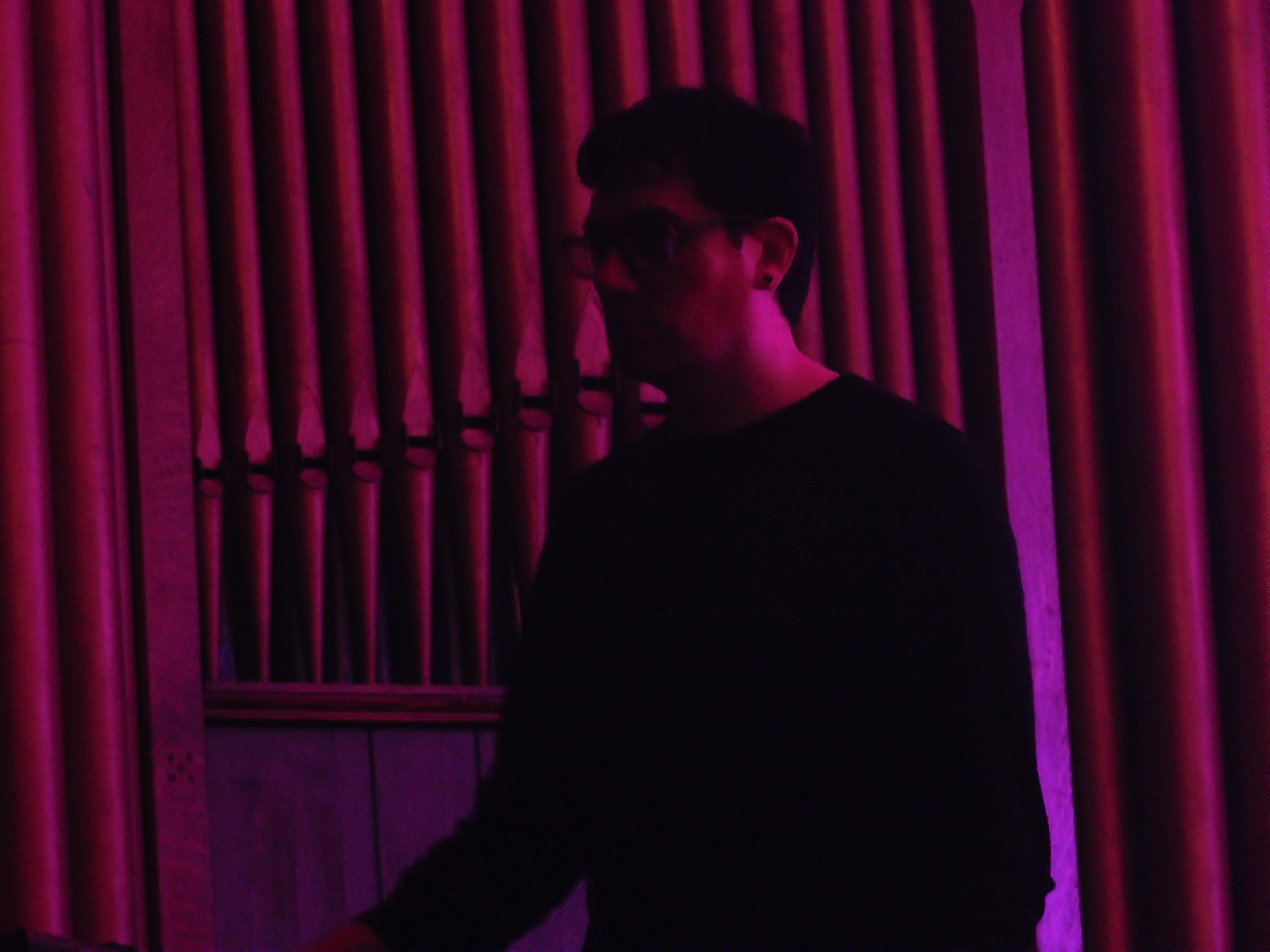 Cigarettes After Sex @ Park Church Co-Op