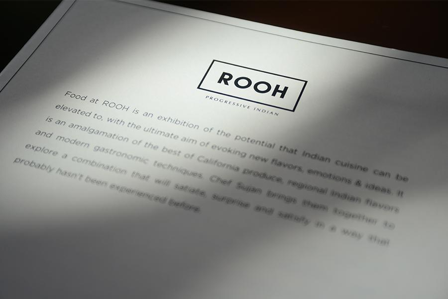 Rooh in San Francisco