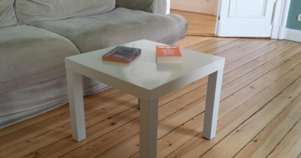 Unglaublich Was Kunden Aus Einem Einfachen Ikea Tisch Gezaubert