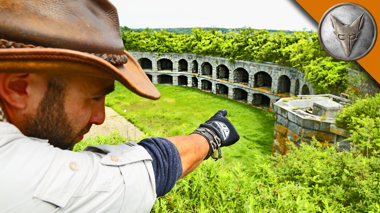 photo image Watch as Coyote Peterson and the Brave Wilderness Team Take You to an Abandoned Fortress