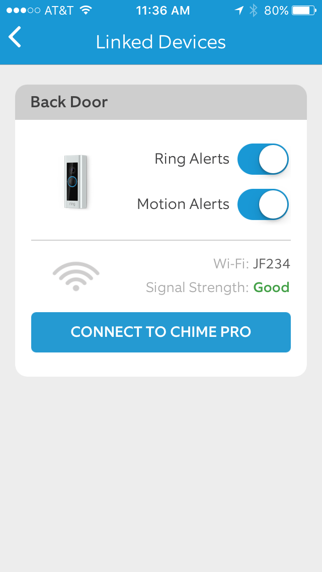 how to change ring tone on ring doorbell